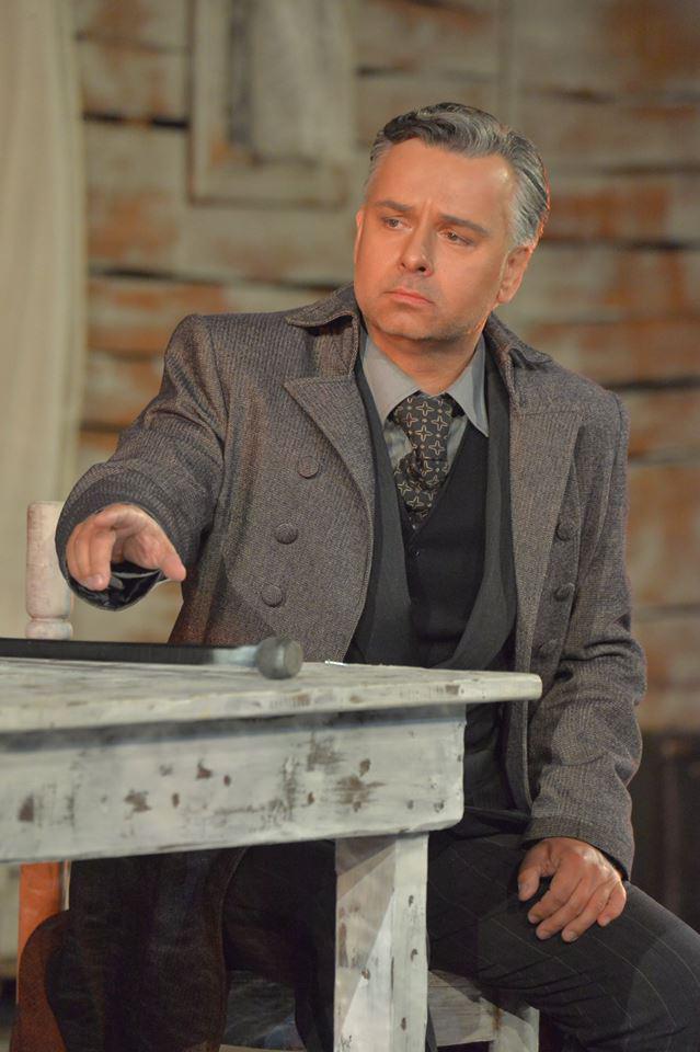 Marcin Bronikowski. Baritone. La Traviata – Germont