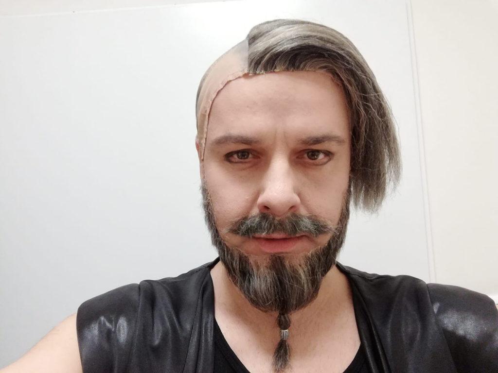 Marcin Bronikowski. Baritone. Thaïs – Athanaël